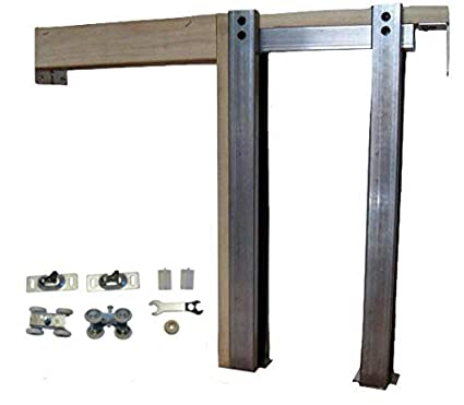 HBP- 2450 Series- Pocket Door Frame Kit - 2 x 4 250 lbs (32