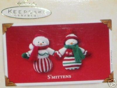 S'mittens Hallmark Ornament 2003