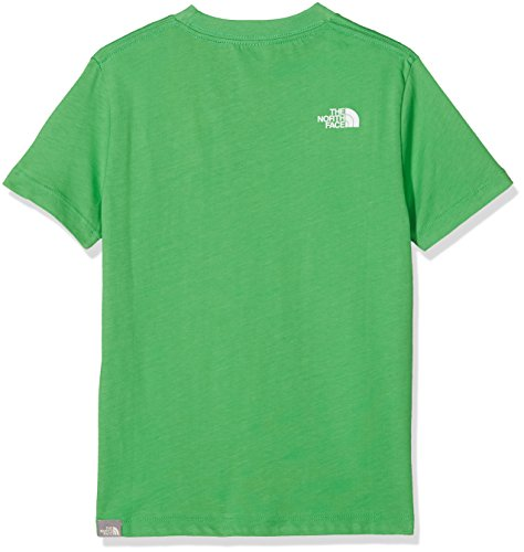 Vert Classique The Easy North Face T Homme Tee shirt 0R80q