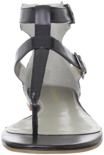 Enzo Angiolini Vrouwen Trooper Sandaal Zwart / Natuurlijk Multi