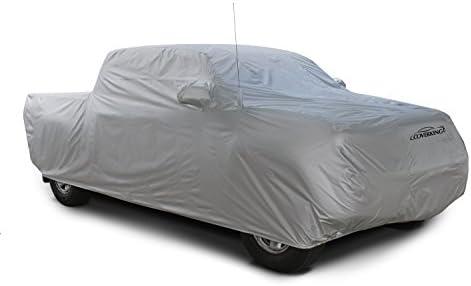 Coverkingカスタムフィット車のカバーRam 2500/ 3500モデル–ガードプラス(シルバー)