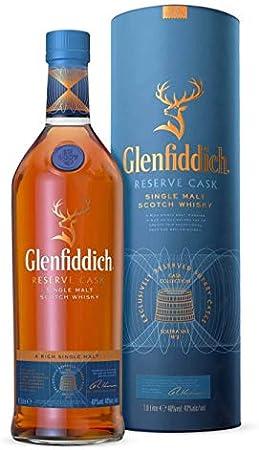 Glenfiddich Glenfiddich RESERVE CASK Cask Collection Single Malt Scotch Whisky Travel Exclusive 40% Vol. 1l in Giftbox - 1000 ml