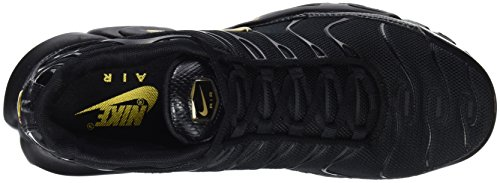 Nero Ginnastica da Gold Mtlc 022 Air Black Scarpe Max Plus NIKE Uomo Iqw0X1aZx