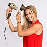 1875W Compact Travel Hair Dryer Ionic Technology, 110-220 Volts...