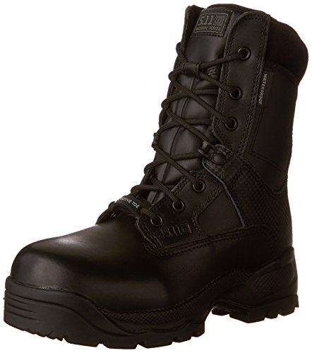 5.11 Tactical  A.T.A.C.  8″ Shield Boot, Black, 9.5 (W)