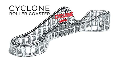 CDX Blocks Cyclone Roller Coaster Building Block System for sale  Delivered anywhere in USA
