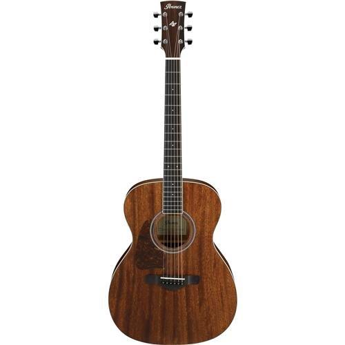 Ibanez Artwood AC340 Mahogany Grand Concert Left Handed Acoustic Guitar (Guitar Concert Acoustic)