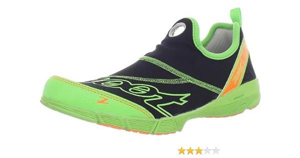 ZOOT Ultra Speed 3.0 Zapatilla de Running Caballero, Negro/Verde ...