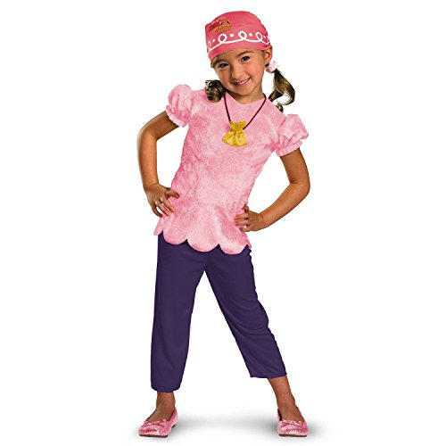 Disney Never Pirates Classic Costume