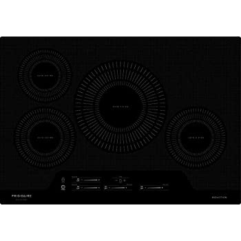 Image of Frigidaire FGIC3066TB 30' Gallery Series Induction Cooktop with 4 Elements, in Black Home Improvements