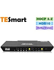 TESmart HDMI Switch 4x1 5x1