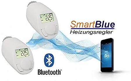 Style Blue Heizkö perthermostat Bluetooth –  1 to 5 sets eQ-3