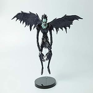 CCJW Modelo Esqueleto de Juguete Death Note muñeca Juguete muñeca Modelo muñeca Dibujos Animados Animado Juguete Adornos Modelo (Color : Azul Oscuro)