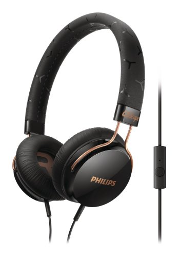 Philips SHL5305Bk CitiScape Headphone Microphone product image