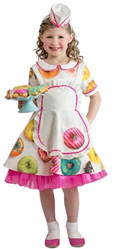 Princess Paradise Kids Toddler Costume, Multi 6, 18 Months-2T