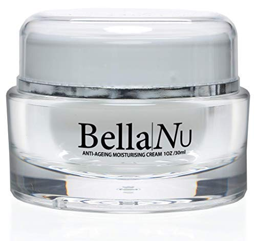 (Bella Nu- Day and Night Ultimate Luxury Revitalizing Moisturizer- Age Defying Formula- Designed to Deeply Hydrate- Fill Fine Lines- Minimize the Signs of Aging- Even Complexion)