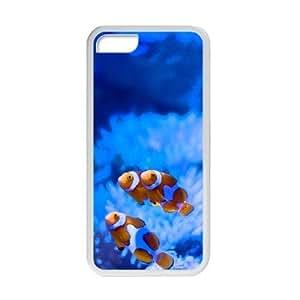 XiFu*MeiWelcome!iphone 6 plua 5.5 inch Cases-Brand New Design Sea Clown Fish Printed High Quality TPU For iphone 6 plua 5.5 inch 4 Inch -0XiFu*Mei1