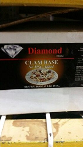 - Diamond Clam Soup Base 16 Oz (2 Pack)
