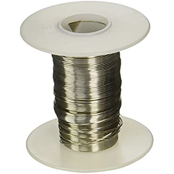 Amazon.com: 20AWG Bare Tinned Copper Bus Wire - 1/4 Pound Roll: Home ...