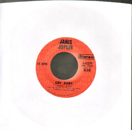 Janis Joplin - Mercedes Benz/cry Baby - Zortam Music