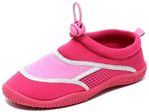 Aquáticos Meninas Desportos Pastel Correndo Praia Sapatos De Sapatos Aqua Doces Chinelos Badeschuhe Sapatos De De Flutuante Crianças Para Sapatos Do Chuveiro Sapatos Surf Rosa xqwa1xRZg