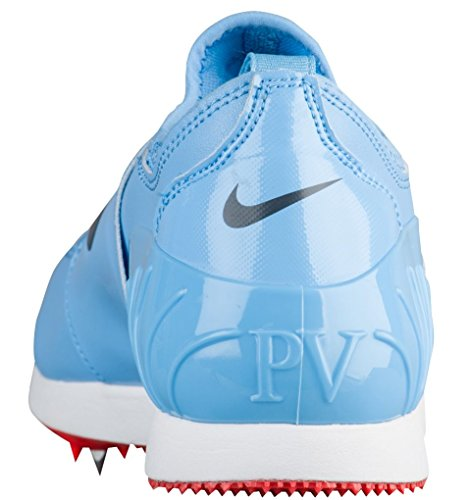 Nike Zoom PV II – Scarpe da Running, Unisex, Blu – (Football Blue/Blue fox-bright Crimson) blu