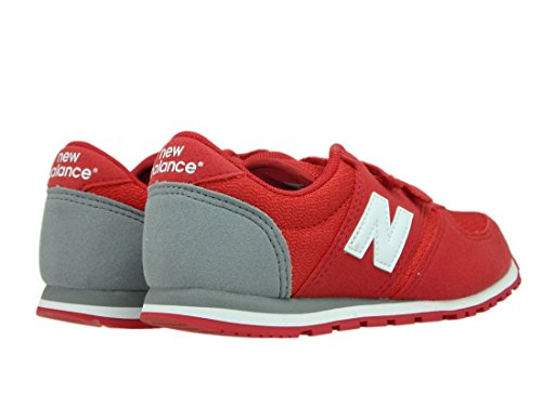 Blanc Fille Rouge Pour Baskets Rouge New Rouge Balance Mode Blanc Rouge IRxwvCU