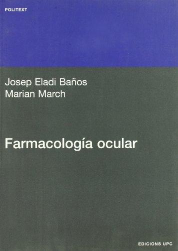Farmacologia ocular (Politext)