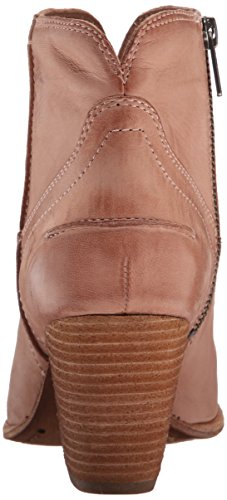 Soft FRYE para Botas Rose Oiled 72065 mujer corto dobladillo Renee de Dusty de Leather vvawqY