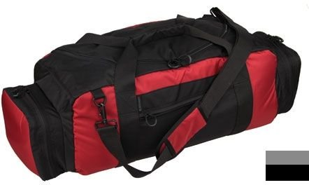 Diversion Carry Workout Bag 2T Gr/Blk