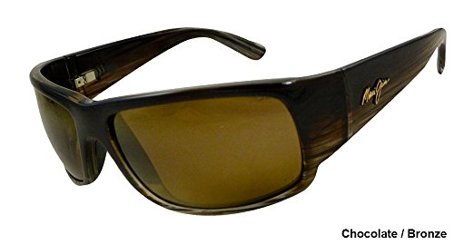 Sonnenbrille Cup Fade Stripe Jim World Chocolate Maui 15xP4qwO