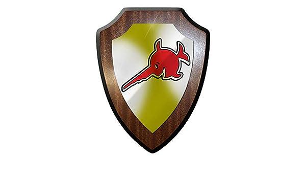 Escudo Cartel/pared Placa/Escudo – Sierra Pez espada pescado ...