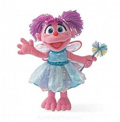 Gund Sesame Street Abby Cadabby Plush by Gund