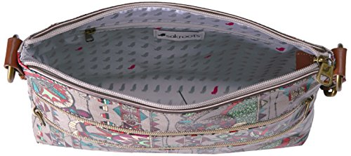 Charcoal Spirit Desert Cross Artist Body Circle Bag Basic Sakroots YgnFwAqpxA