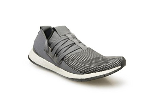 adidas  Adidas Pure Boost Run, Herren Sneaker grau Grey-Grey-Grey 42 EU