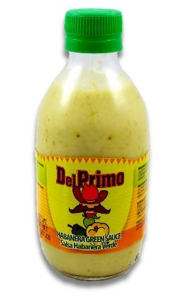 Amazon.com : Salsa Del Primo (Bottle with 10.5 oz/300 g) (Guacamole Flavor) : Grocery & Gourmet Food