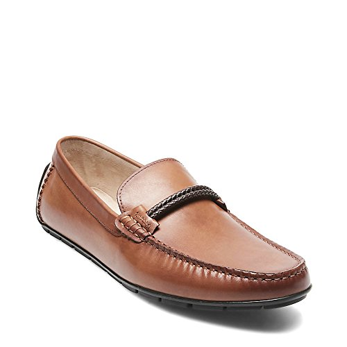 REEZES-L Loafer, tan Leather, 8 M US ()