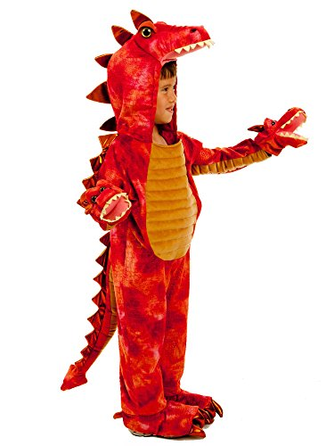 Red Headed Girl Costumes (Hydra The 3 Headed Dragon Costume)