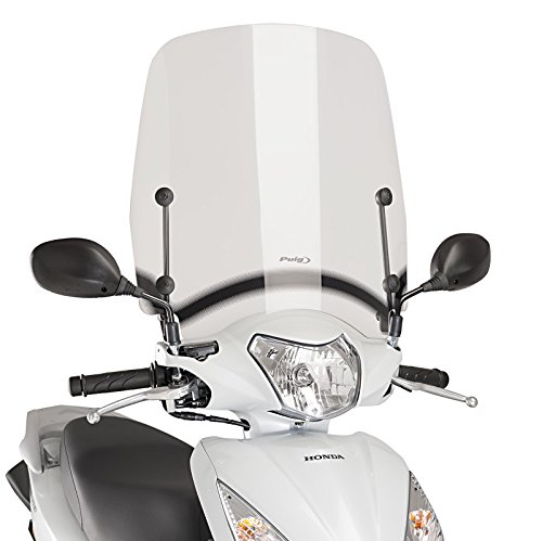 Windscreen Puig T.S for Honda Vision 110 2017 clear