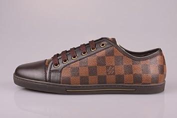 aa9b70b24973 Amazon.com   Louis Vuitton Women Shoes YPFU2PDM C Brown   Cosmetic Tote  Bags   Beauty