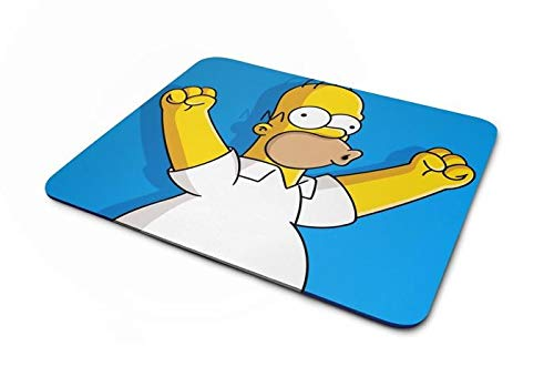 Mousepad Simpsons Homer Vibration