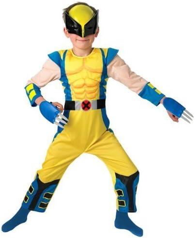Disfraz oficial de Wolverine, de Rubies: Amazon.es: Juguetes y juegos