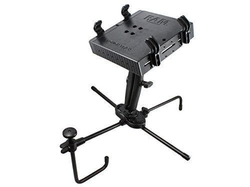RAM Mounts (RAM-SM1-D-234-3) Seat-Mate System with Tough Tray by RAM MOUNTS