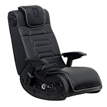 X Rocker Pro H3 Video Gaming Chair, Wireless, Black