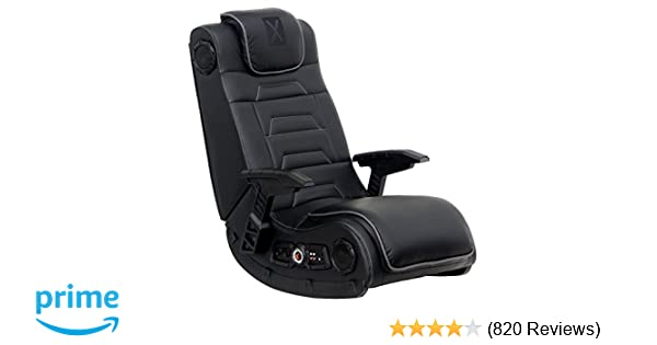 Amazon Com X Rocker 51259 Pro H3 4 1 Audio Gaming Chair Wireless