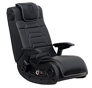 x rocker 51259 pro h3 4 1 audio gaming chair wireless sports outdoors. Black Bedroom Furniture Sets. Home Design Ideas