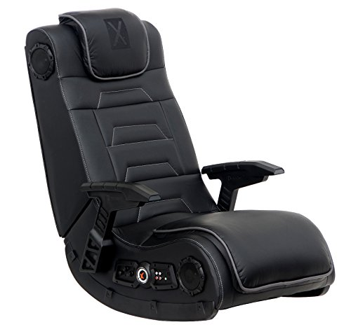 X Rocker 51259 Pro H3 4.1 Audio Gaming Chair, Wireless - Gun Case Console
