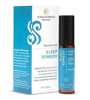 H. Gillerman H. Gillerman Organics Natural Rest Sleep Remedy - Drop-By-Drop 8 ml - 8 ml