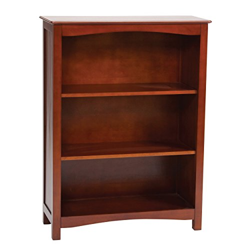 Bolton 8060600 Wakefield Bookcase, Small, Cherry