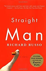 Straight Man: A Novel by Russo, Richard (1998) Paperback